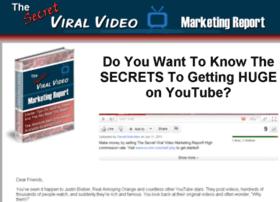 secretviralvideomarketingreport.com