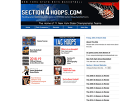 section4hoops.com