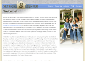 section8helpcenter.com