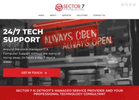 sector7llc.com