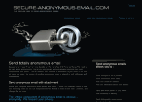 secure-anonymous-email.com