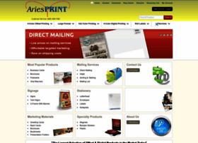 secure.ariesprint.com