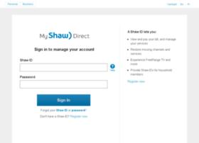 secure.shawdirect.ca