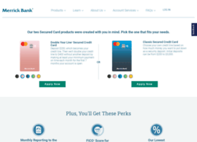 securedcard.merrickbank.com