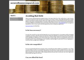 securedloanscompared.com