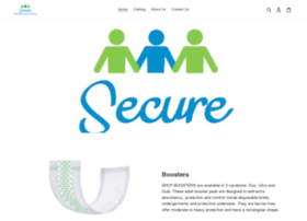 securepersonalcare.com