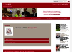 securite-sanitaire.cnam.fr