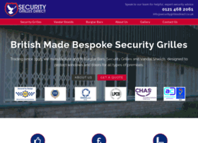 securitygrillesdirect.co.uk