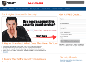 securityguardcompanies.co.za