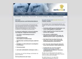 securityservice.de