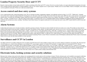 securitysystems-london.co.uk