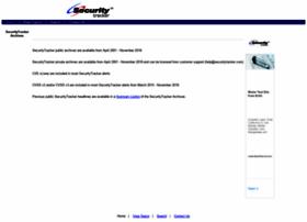 Securitytracker.com