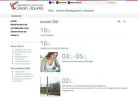 sed.univ-tlse2.fr