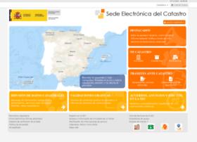 sedecatastro.gob.es