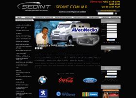 sedint.com.mx