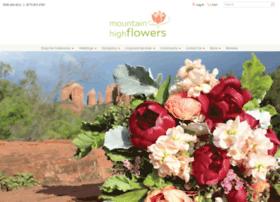 sedonamountainhighflowers.com