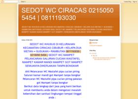 sedot-wc-ciracas.blogspot.com