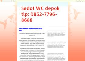 sedot-wc-wc-depok.blogspot.com