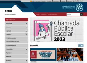 sedu.es.gov.br