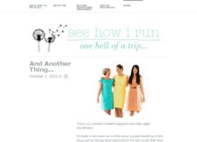 see-how-i-run.com