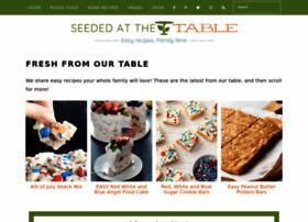 seededatthetable.com