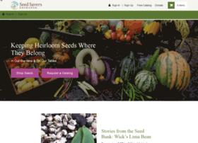 seedsavers.com