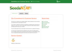 seedsnow.customersure.com