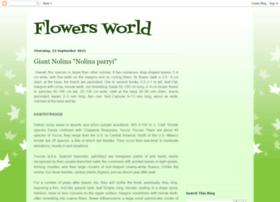 seeflowersworld.blogspot.com