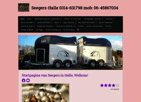 seegershalle.nl