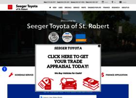 seegertoyota.net