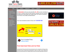 seekautoparts.com