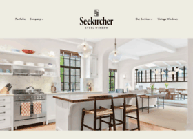 seekirchersteelwindow.com
