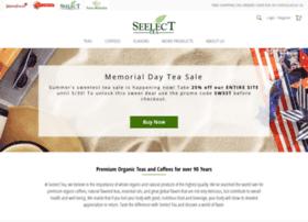 seelecttea.com