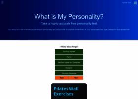 seemypersonality.com