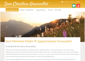 seer-christine.com