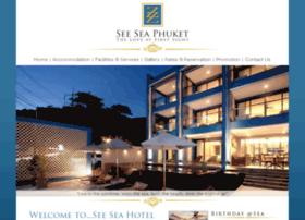 seeseahotel-phuket.com