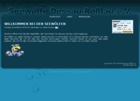 seewoelfe-dessau.de