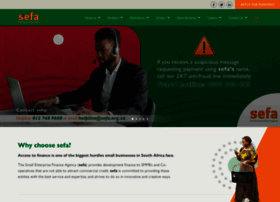sefa.org.za