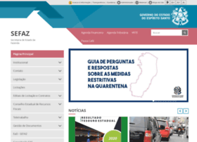 sefaz.es.gov.br
