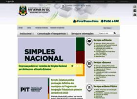 sefaz.rs.gov.br