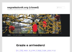 segnalazionit.org