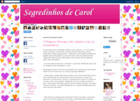 segredinhosdecarol.blogspot.com