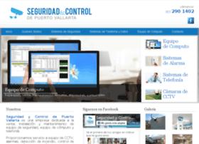 seguridadcontrolpuertovallarta.com.mx