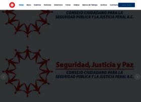 seguridadjusticiaypaz.org.mx