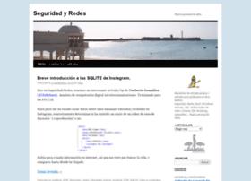 seguridadyredes.wordpress.com