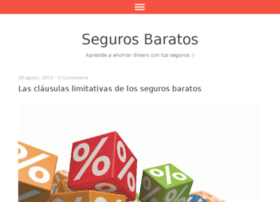 segurosbaratosde.info