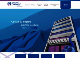 seguroscaroni.com
