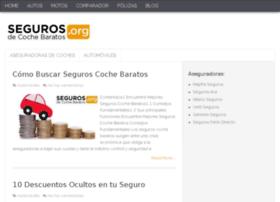 segurosdecochesbaratos.org