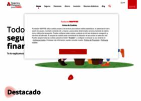 segurosypensionesparatodos.fundacionmapfre.org