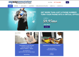 segwaycommunications.com